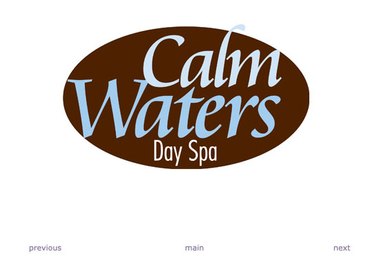 Calm Waters Day Spa